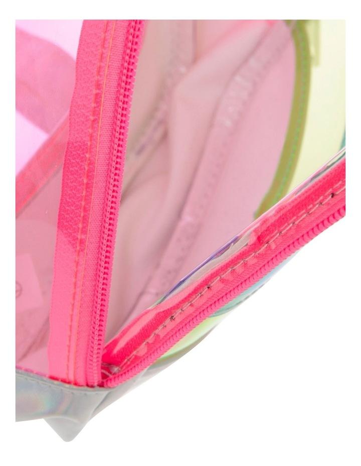 Panelled Rainbow Backpack image 3