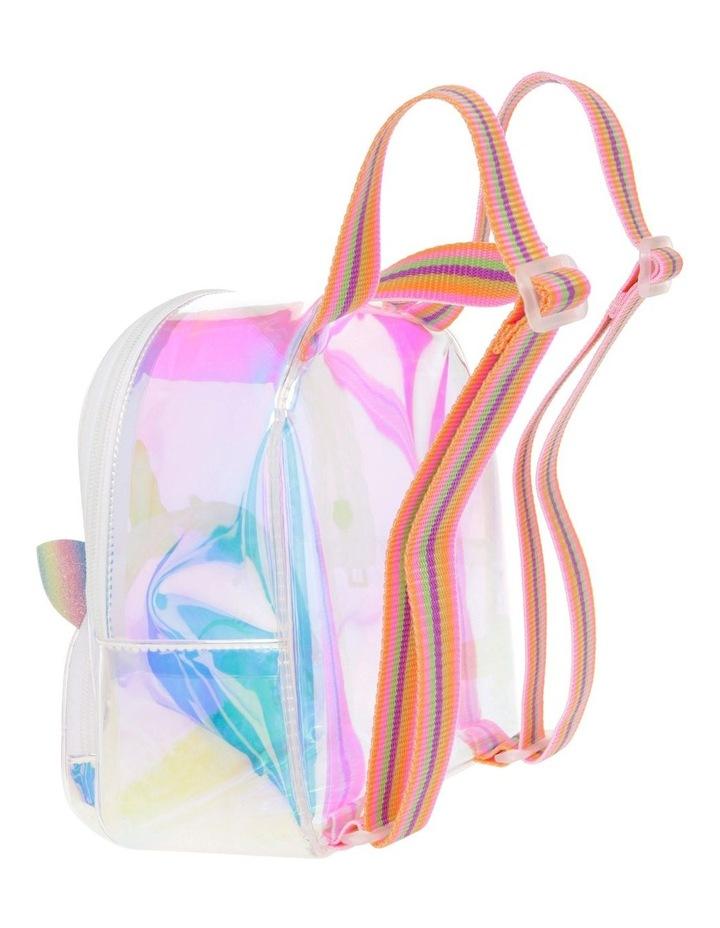 Iridescent Unicorn Backpack image 2