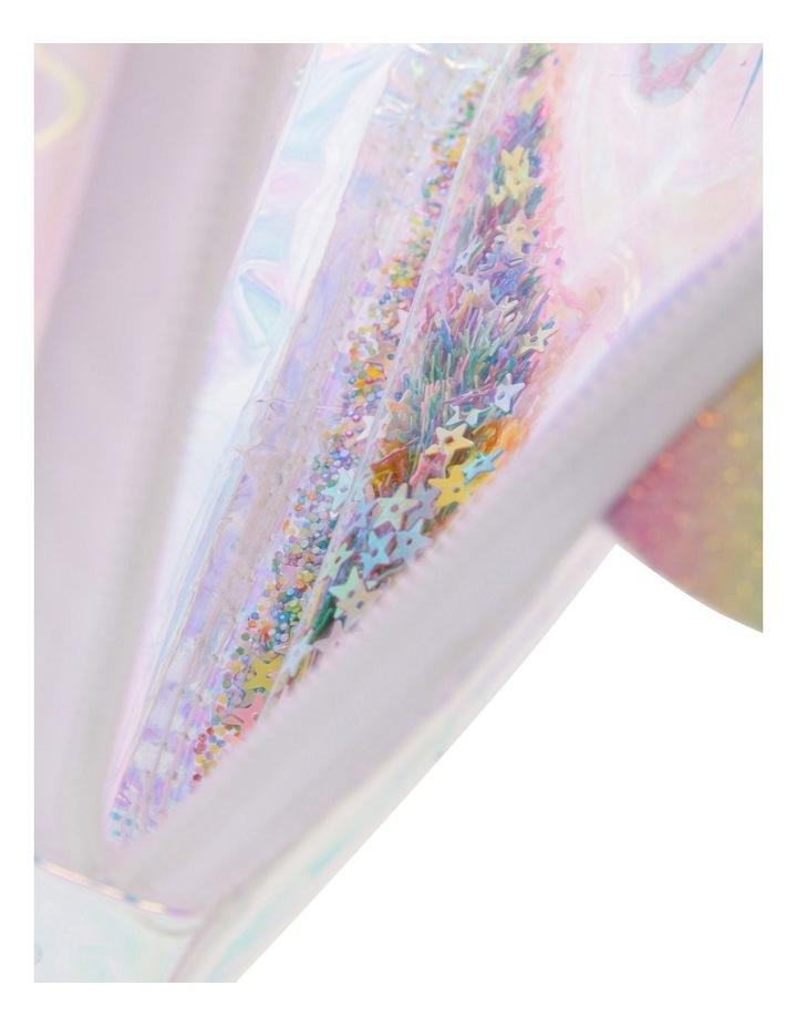 Iridescent Unicorn Backpack image 4