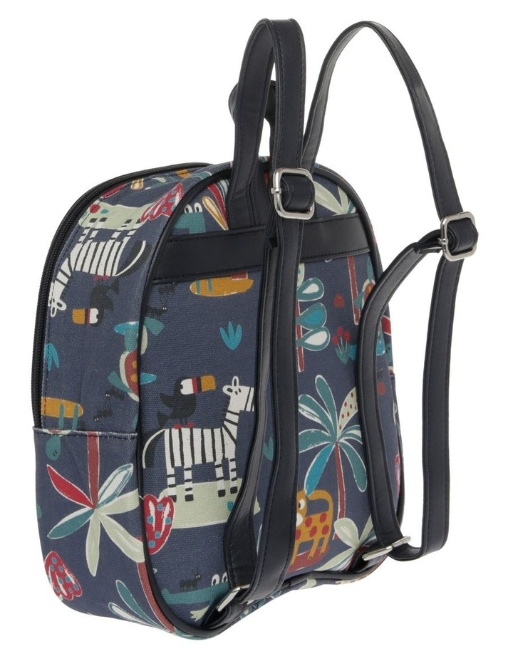 Navy Animal Backpack image 2