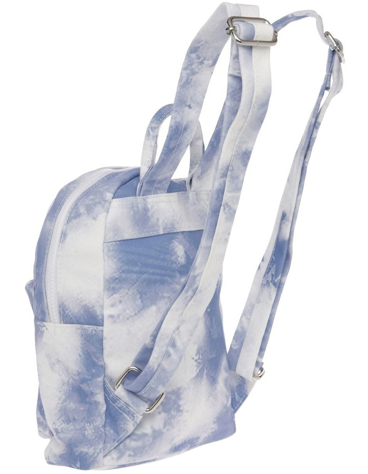 Tie-Dyed Mini Backpack image 2
