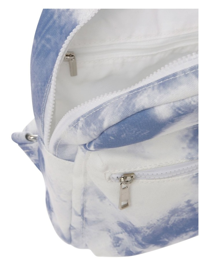 Tie-Dyed Mini Backpack image 3