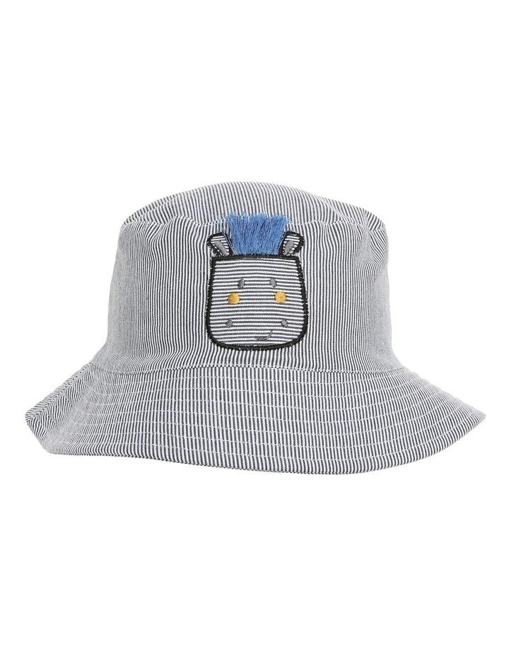 Stripe Bucket Hat image 1