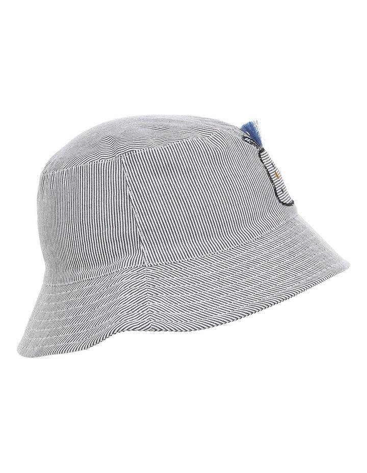 Stripe Bucket Hat image 2