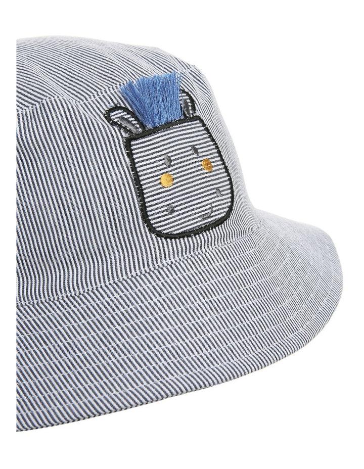 Stripe Bucket Hat image 3