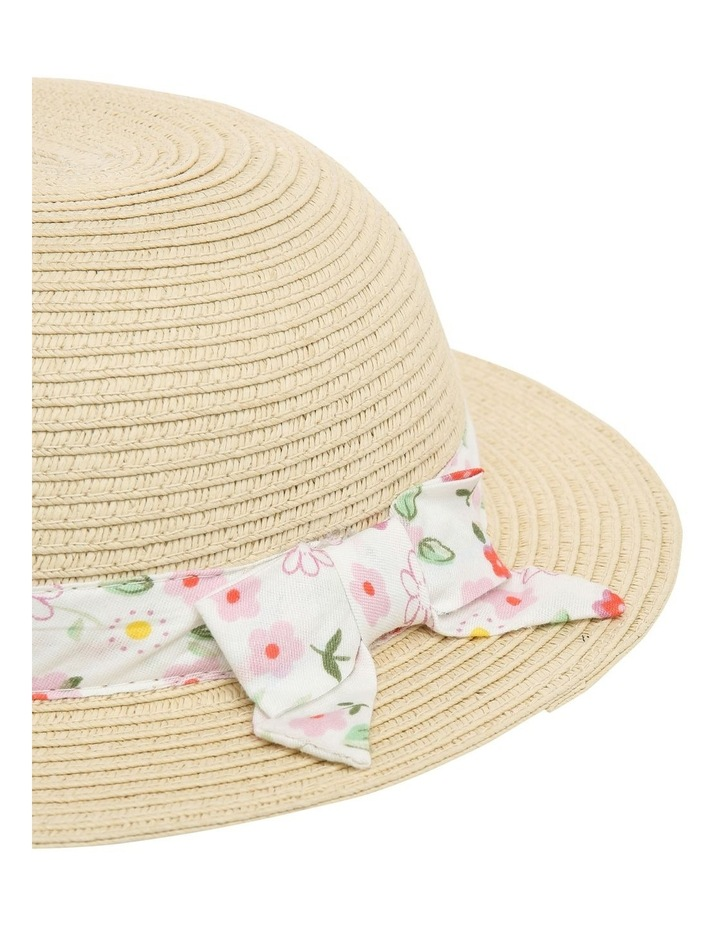 Ditzy Floral Sun Hat image 2