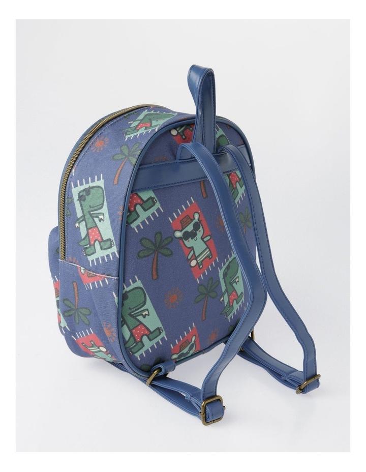 Boys Animal Backpack image 2