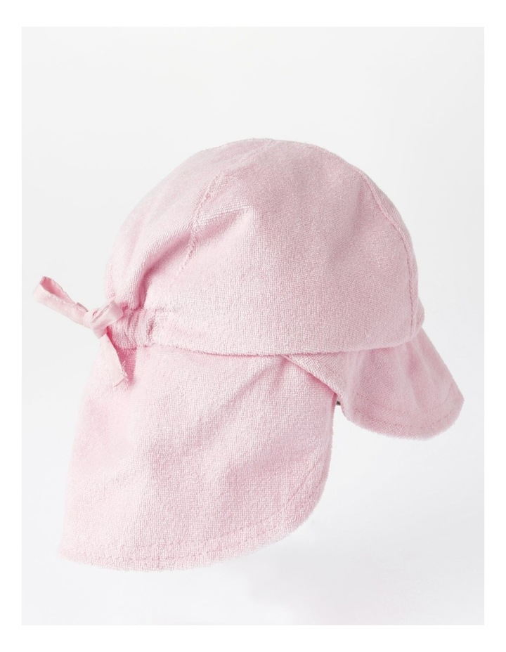 Pink Terry Legionnaires Hat image 2