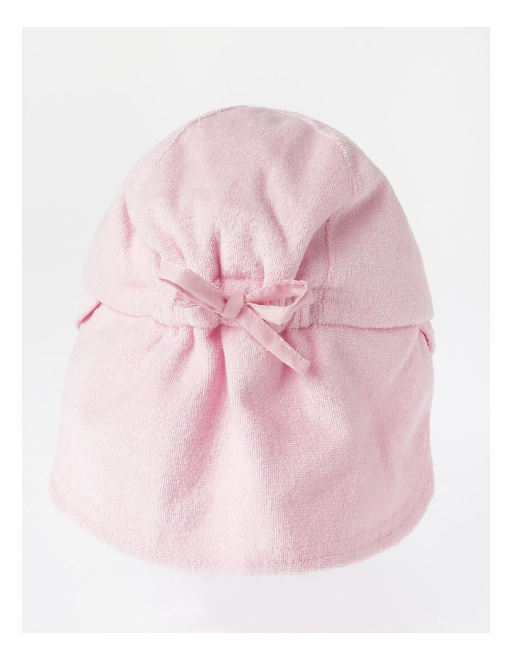 Pink Terry Legionnaires Hat image 3