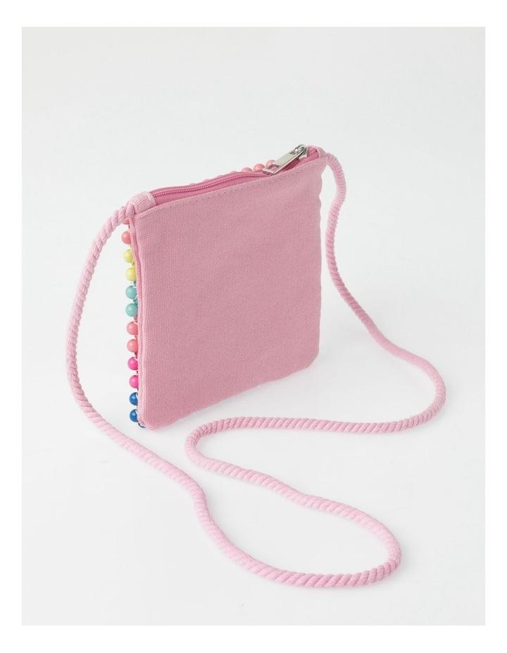 Rainbow Beaded Bag image 2
