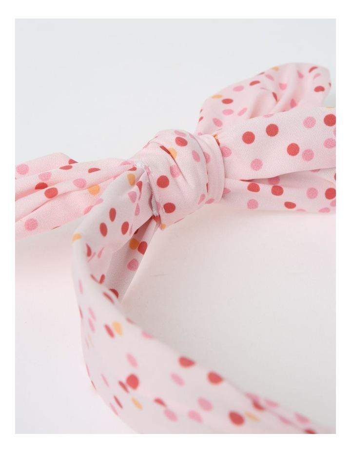 Headband with Bow image 3