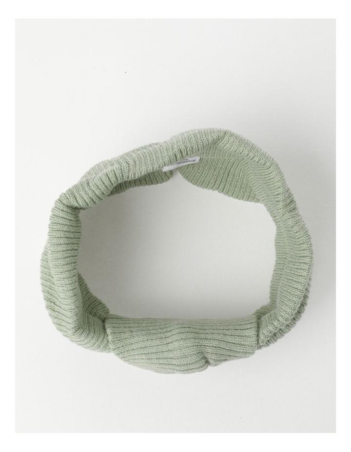 Oversized Bow Headband image 3