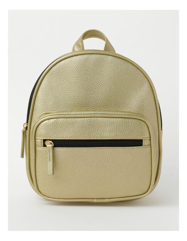 Metallic Backpack image 1