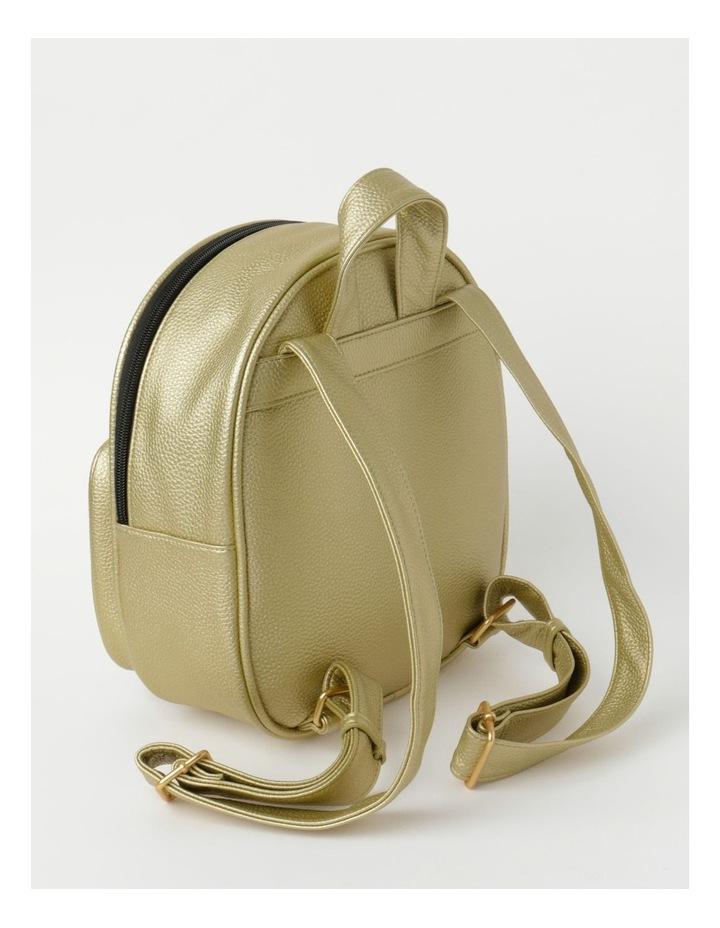 Metallic Backpack image 2