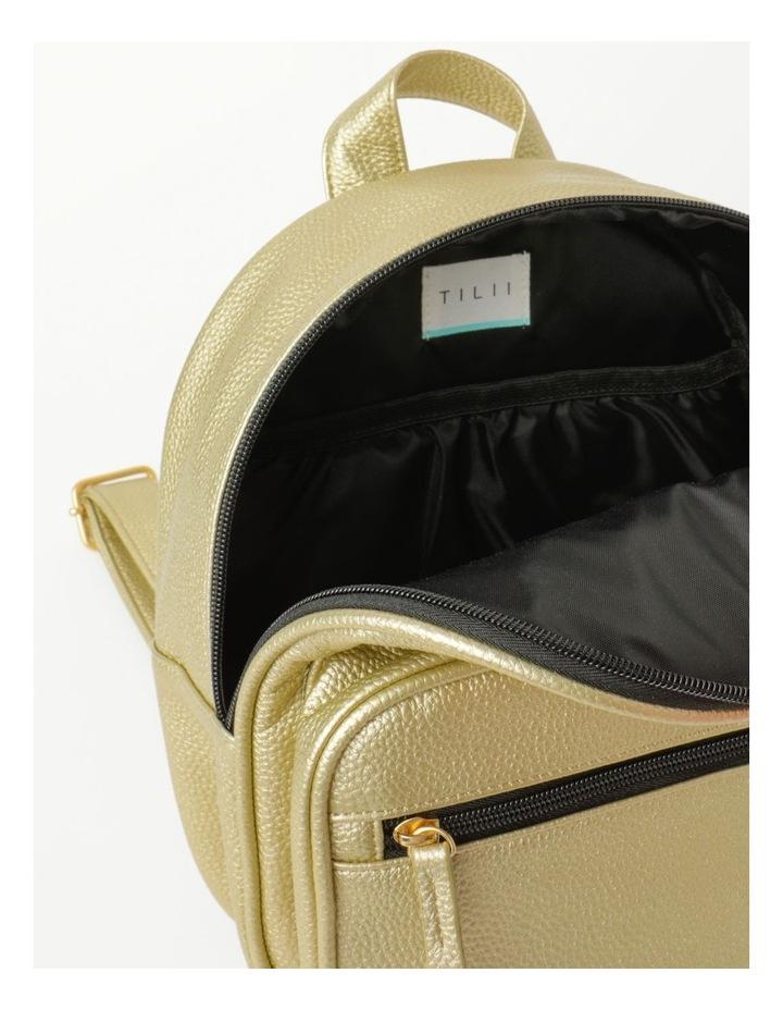 Metallic Backpack image 4