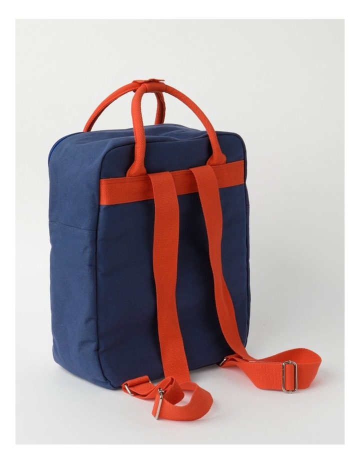 Colour Blocked Backpack image 2