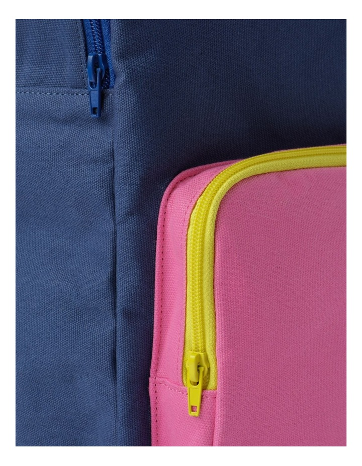 Colour Blocked Backpack image 3