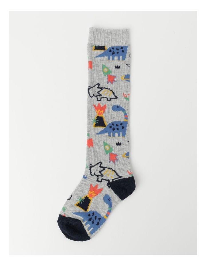 Jacquard Socks image 1