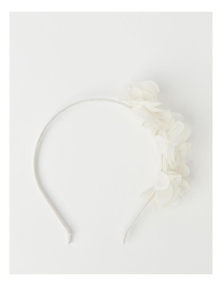 Floral Laser Cut Headband image 2