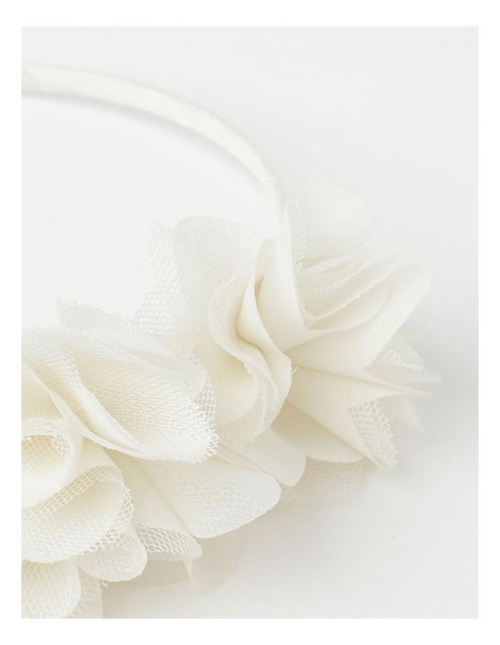 Floral Laser Cut Headband image 3