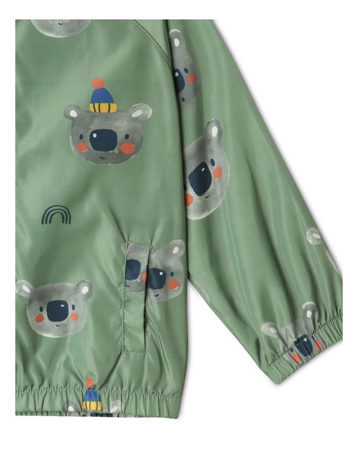 Koala Raincoat Khaki image 5