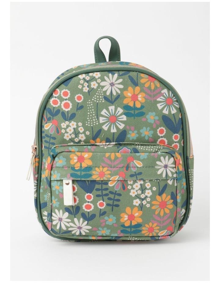 Cottage Garden Backpack image 1