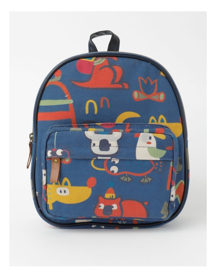 Home Grown Animals Backpack image 1