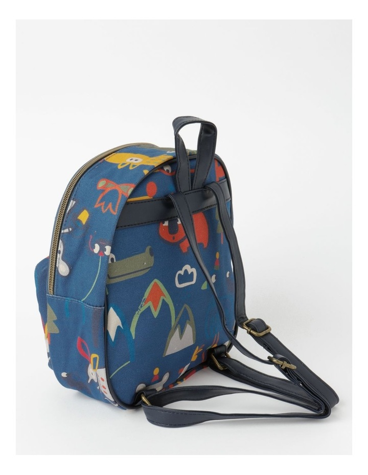 Home Grown Animals Backpack image 2