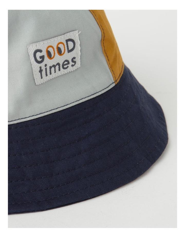 Colour Blocked Sun Hat image 3