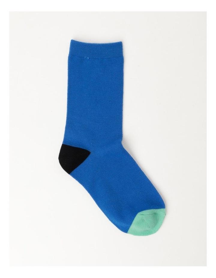 Christmas Socks 3 Pack Assorted image 3