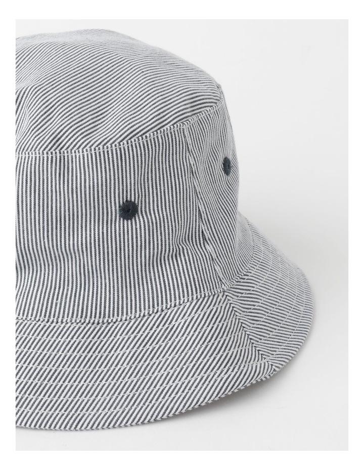 Ticking Stripe Bucket Hat image 3