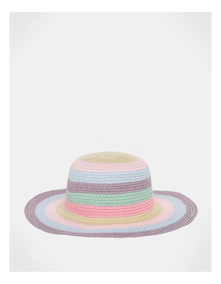 Pastel Rainbow Hat image 1