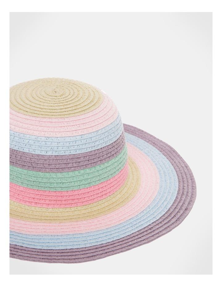 Pastel Rainbow Hat image 2