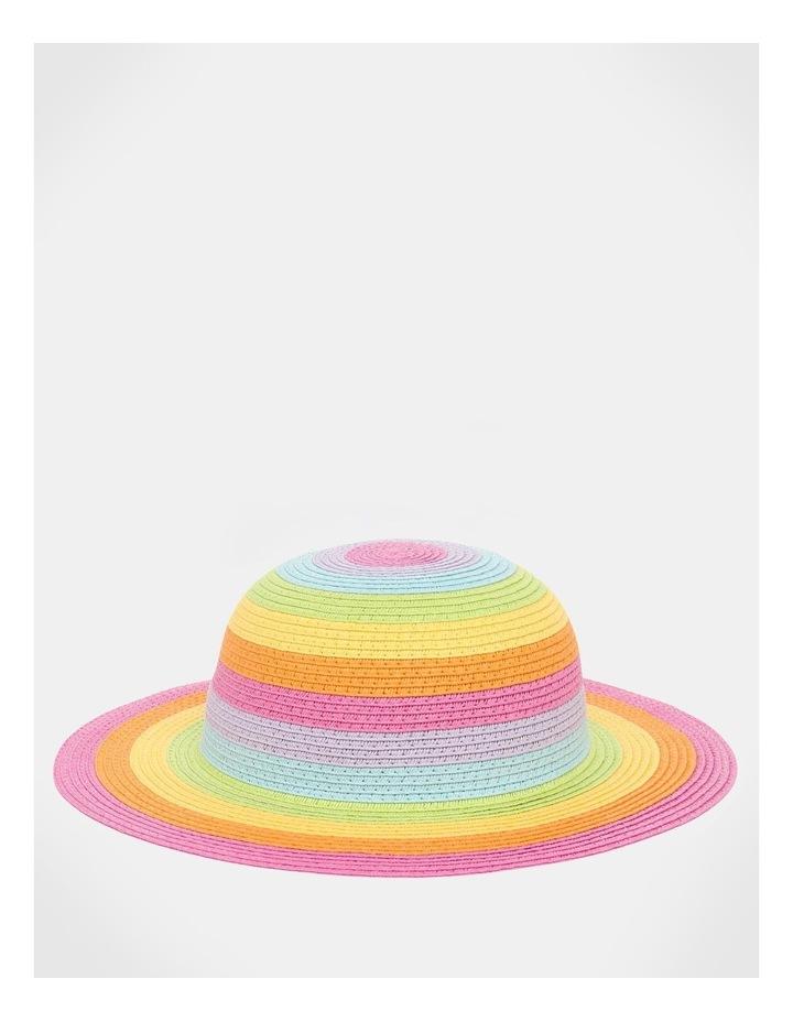 Rainbow Hat image 1