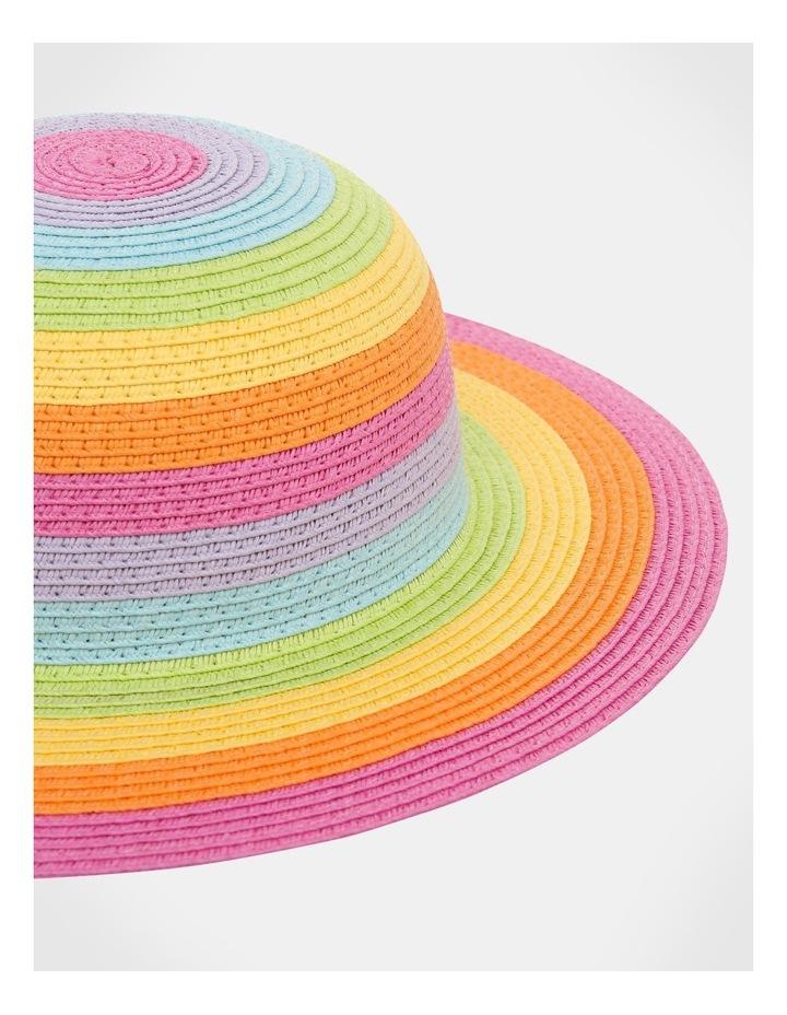 Rainbow Hat image 2