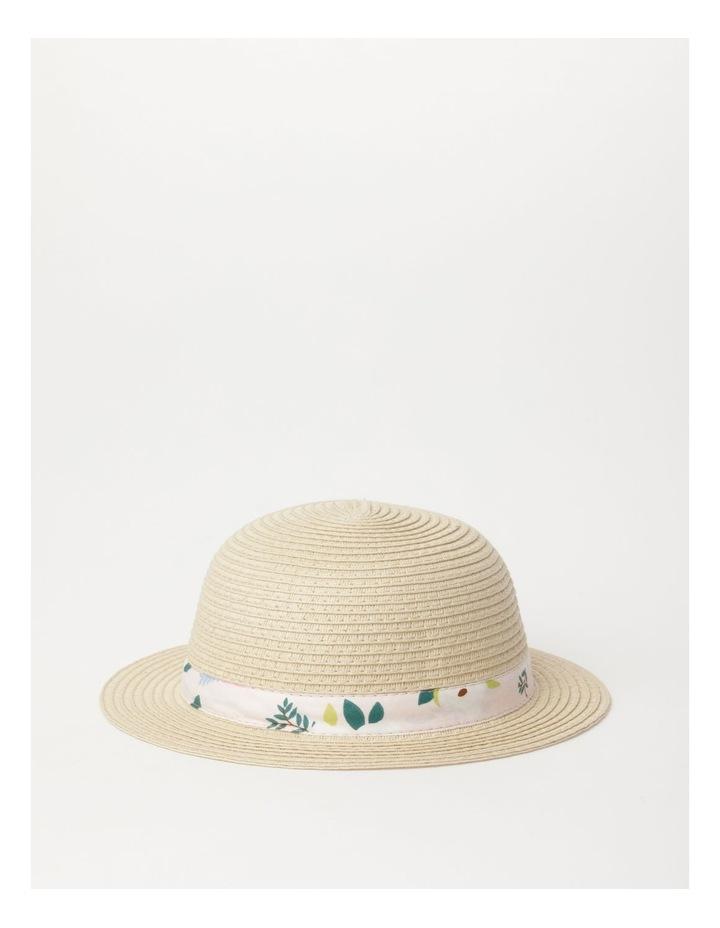 Ditzy Floral Sun Hat image 1
