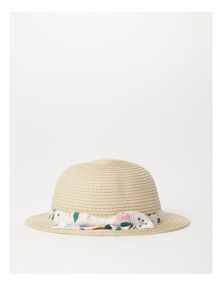 Ditzy Floral Sun Hat image 3