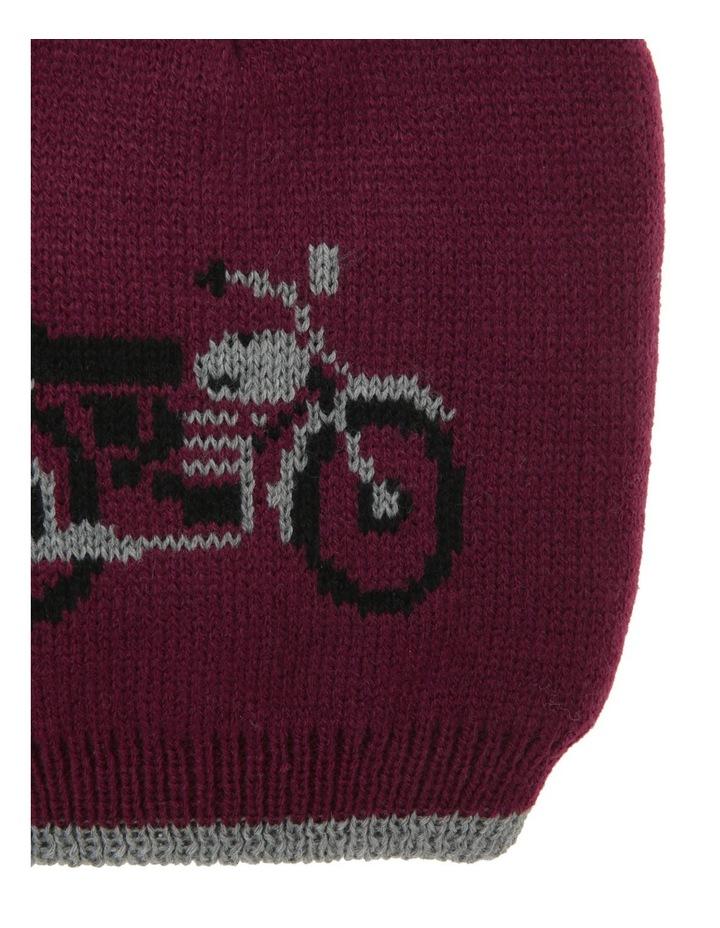 Boys Motocycle Beanie image 2