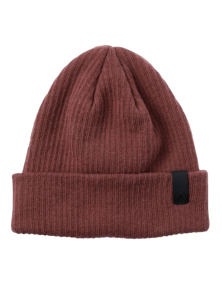 Boys Red Beanie image 1