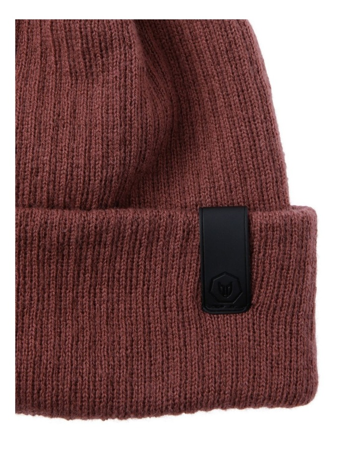 Boys Red Beanie image 2