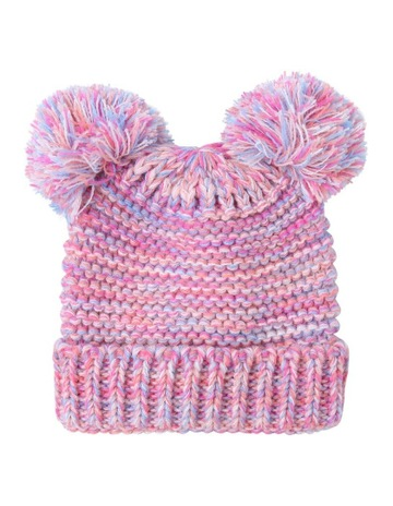 differently e66b0 849df Sprout Girls Twisted Yarn Beanie