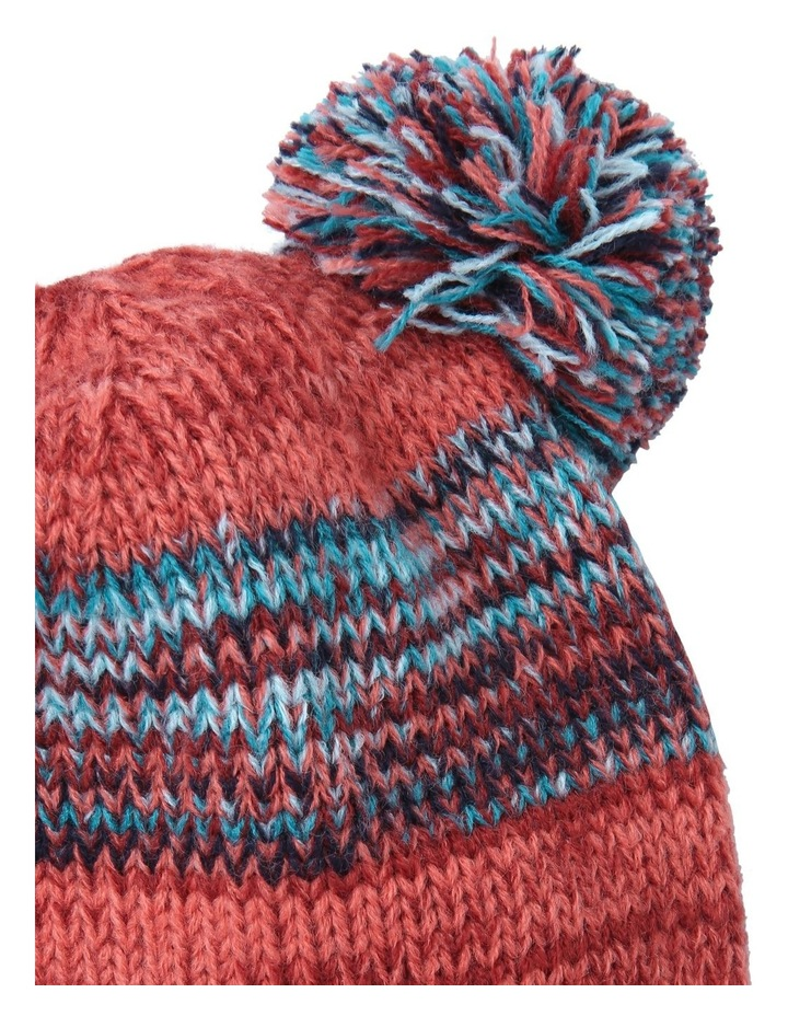 Boys Twisted Yarn Beanie image 2