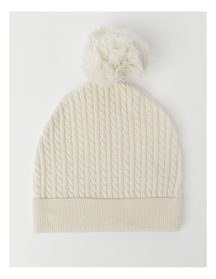 Cable Knit Beanie image 1