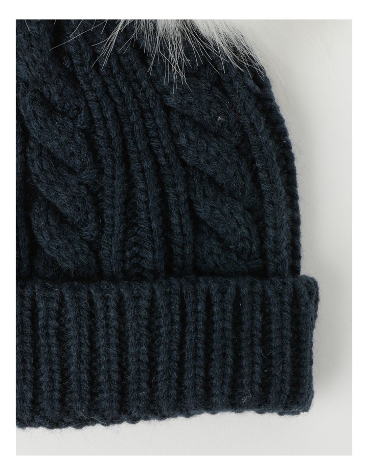 Cable Knit Beanie image 2