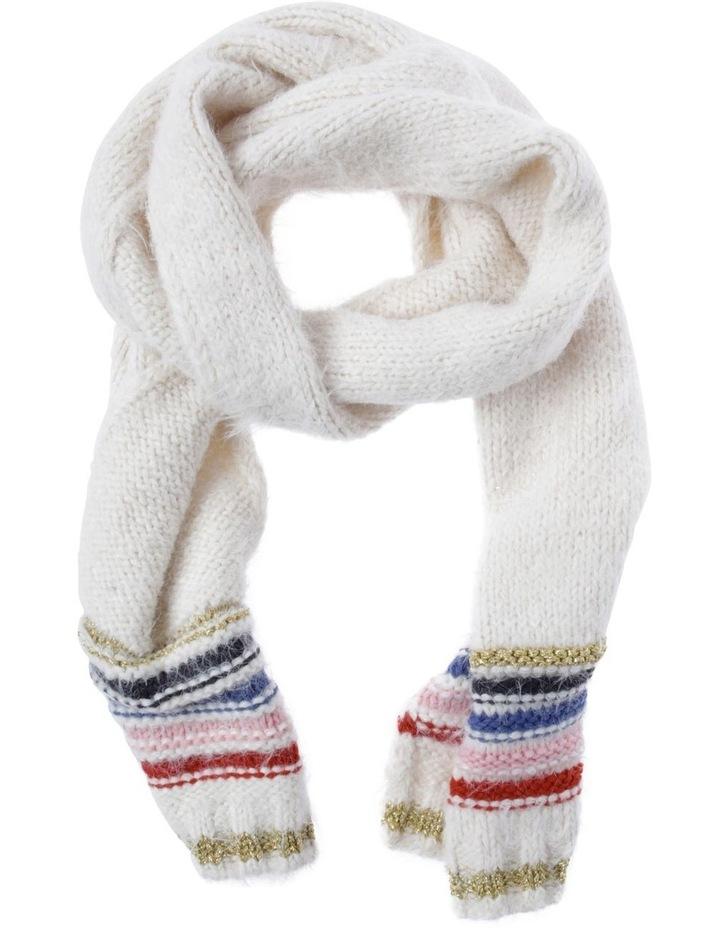 Slub Knit Scarf image 1