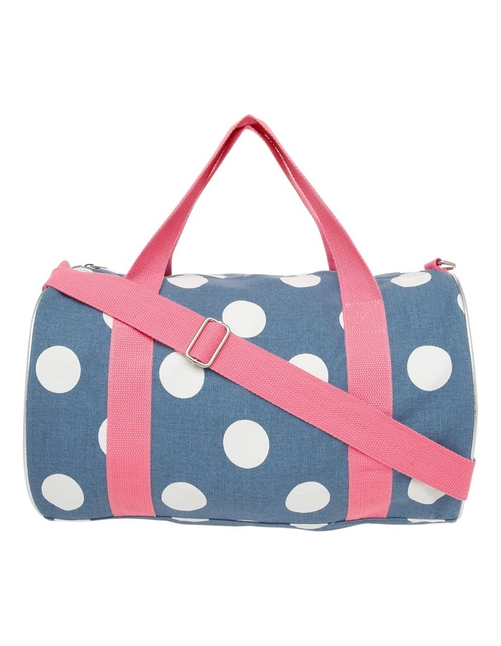 Chambray Spot Overnight Bag image 1 69163c8c6c5a4