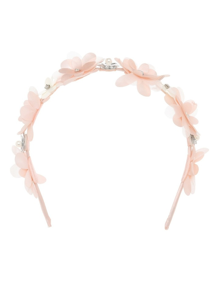 Satin Flower Headband image 1