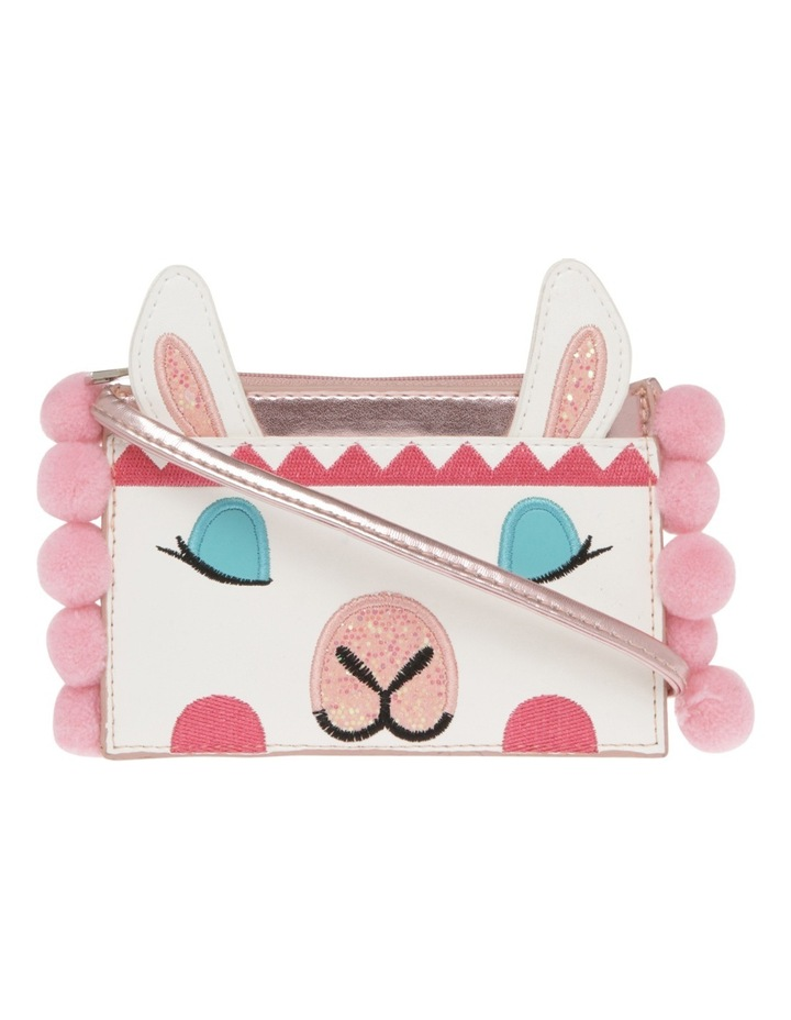 Girls Llama Shoulder Bag image 1