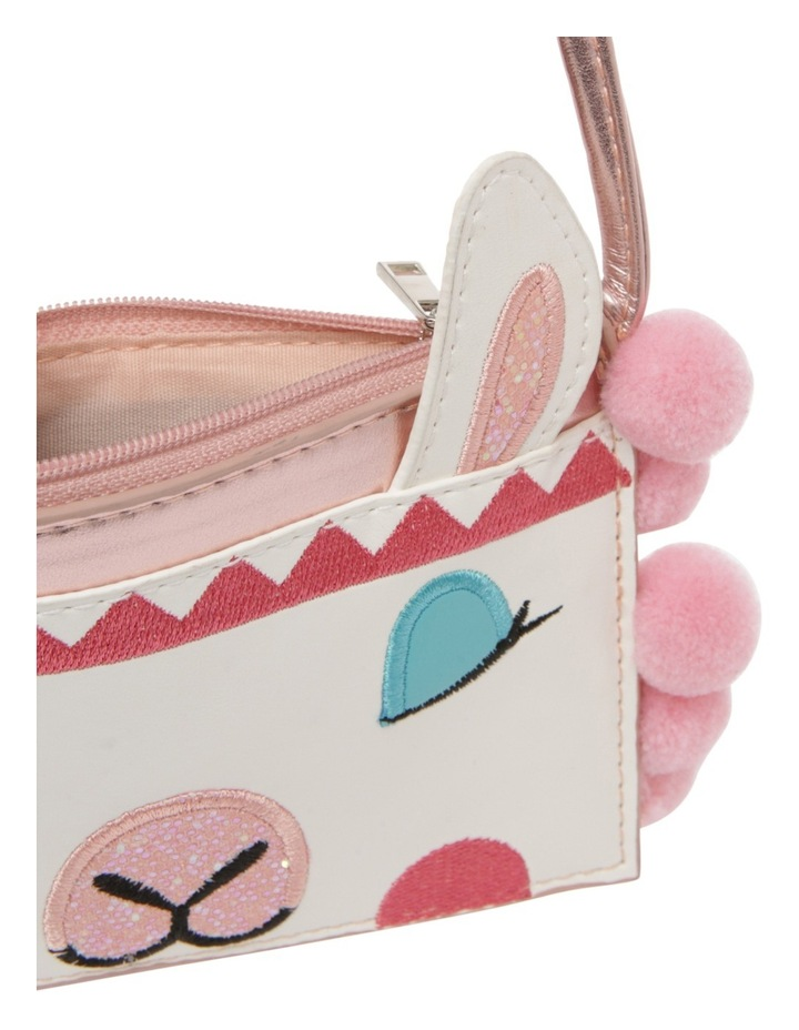 Girls Llama Shoulder Bag image 3