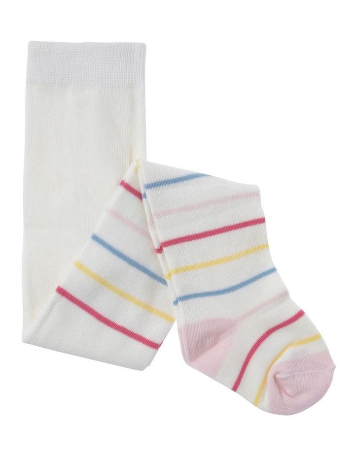 Toddler Novelty Stripe Tights image 1